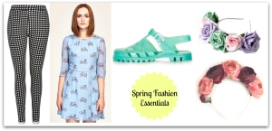 Spring Fashion Essentials